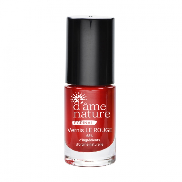 VERNIS COLORE 5ML D'ÂME NATURE SECHAGE RAPIDE ECRINAL - ROUGE