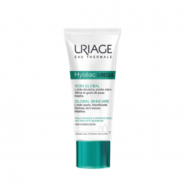 URIAGE HYSEAC 3 REGUL SOIN GLOBAL PEAUX GRASSES A IMPERFECTIONS 40ML
