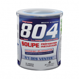 804 Soupe Preparation Instantanee 300g 3 Chenes