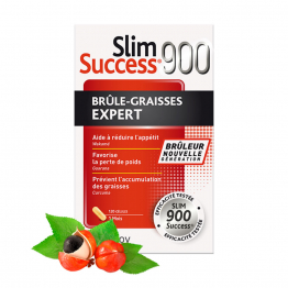 SLIM SUCCESS 900 EXTRA FORT 120 GELULES BRULE GRAISSES NUTREOV