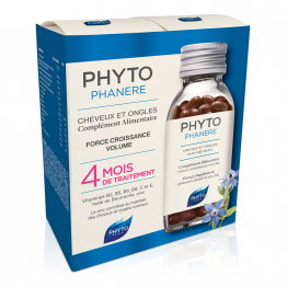 CAPELLI E UNGHIE 2X120 CAPSULE PHYTOPHANERE PHYTO