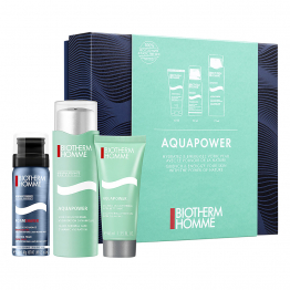 COFFRET AQUAPOWER HOMME BIOTHERM