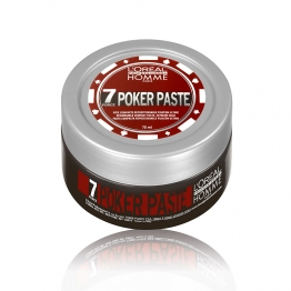 L'OREAL PROFESSIONNEL HOMME POKER PASTE FORCE 7 PATE COMPACTE 75ML