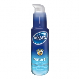 MANIX GEL LUBRIFIANT NATUREL 100ML