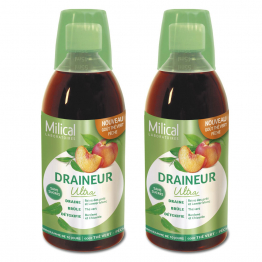 MILICAL DRAINEUR THE VERT PECHE 2X500ML