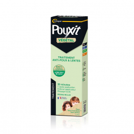 POUXIT TRAITEMENT ANTI POUX & LENTES VEGETAL 200ML