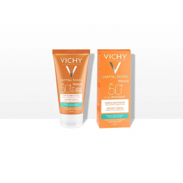 CREME SOLAIRE VISAGE ONCTUEUSE SPF50+ 50ML IDEAL SOLEIL VICHY