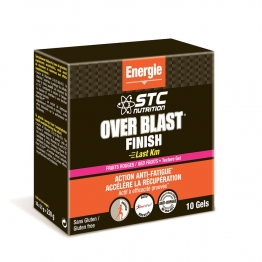STC NUTRITION OVER BLAST FINISH 10X25G