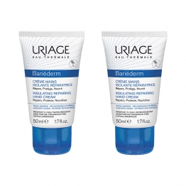 URIAGE BARIEDERM CREME MAINS ISOLANTE REPARATRICE MAINS ABIMEES 50ML