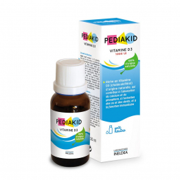 VITAMINE D3 20ML PEDIAKID 1000UI INELDEA